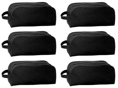 ZuverläSsig 6x Schuhtasche Mit Reißverschluss Schuhbeutel Freizeittasche Sporttasche Schuhe Ungleiche Leistung