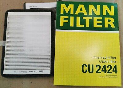 Innenraumluft Mann Filter CU2424 Filter