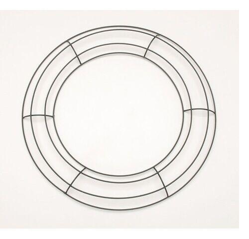 Wire Wreaths | 8 Inch Darice Metal Wire Wreath Frame Work Form Gr8t4 Deco Mesh