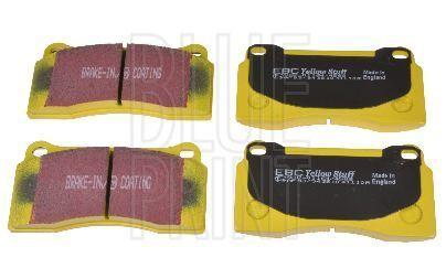 FOR NISSAN GTR GT-R 3.8i R35 3//2009-/> REAR BRAKE DISC PADS SET ** OE QUALITY **