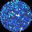 Hemway-SUPER-CHUNKY-Ultra-Sparkle-Glitter-Flake-Decorative-Craft-Flake-1-8-034-3MM thumbnail 284