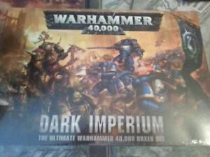 Ensemble de démarrage Warhammer 40k Dark Imperium Core - Neuf et scellé en stock 5011921073559