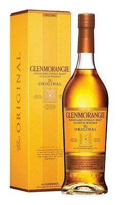Glenmorangie 10YO Scotch Whisky 1 Litre (Boxed)