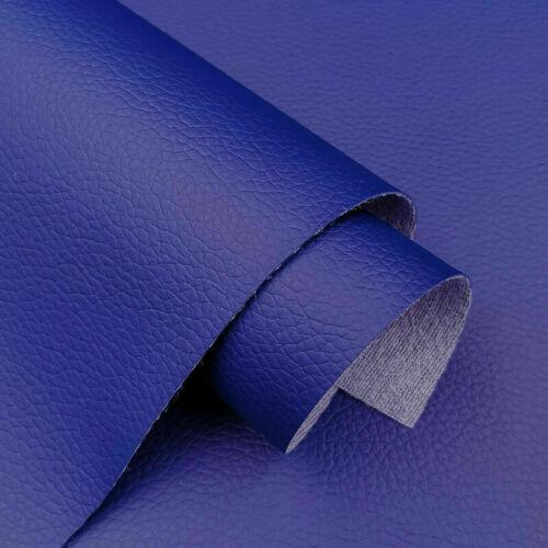 Material de vinilo tejido cuero PU de imitación Sofá Coche Interior Zapatos Bolso Craft Costura