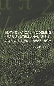 Mathematical-Modeling-for-System-Analysis-in-Agricultural-Research-2003-Hardcover-2003