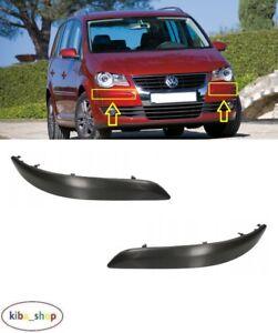 BOCCHETTE ARIA PARAURTI con nll anteriore sinistro per VW Touran 1t3 10-15