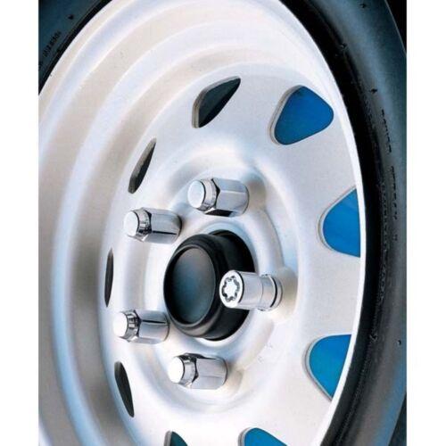 Trailer Wheel Matching Lug Nuts 10 Pack