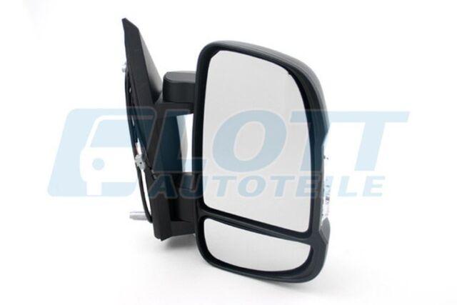 Außenspiegel Spiegelglas rechts unten 07//06 Fiat Ducato 250//251