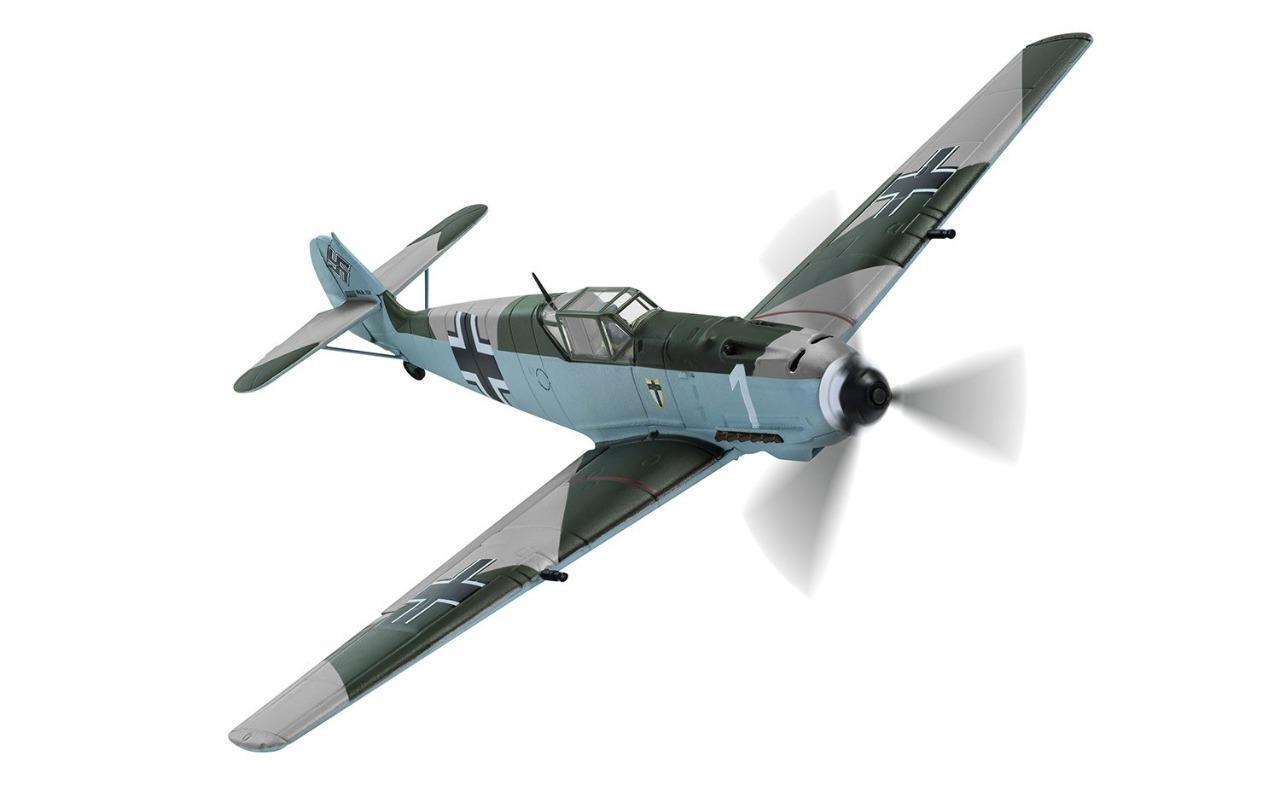 Corgi - AA28005 - Me109E-4 Wilhelm Balthasar 1. JG 1 France 1940