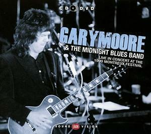 Gary Moore, The Midnight Blues Band, Albert Colins - Live At Montreux 1990