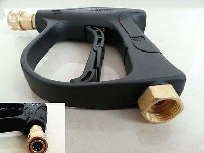 1pc New Professional High Pressure Wash Gun Trigger Female M22*1.5 Fitting