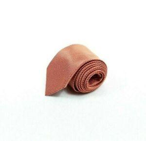 Brioni-Mens-100-Silk-Geometric-Print-Tie-Necktie-Made-in-Italy-Orange-3-5-034