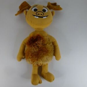 """THE CROODS Sandy 15"""" Plush 2013 Toy Factory"""