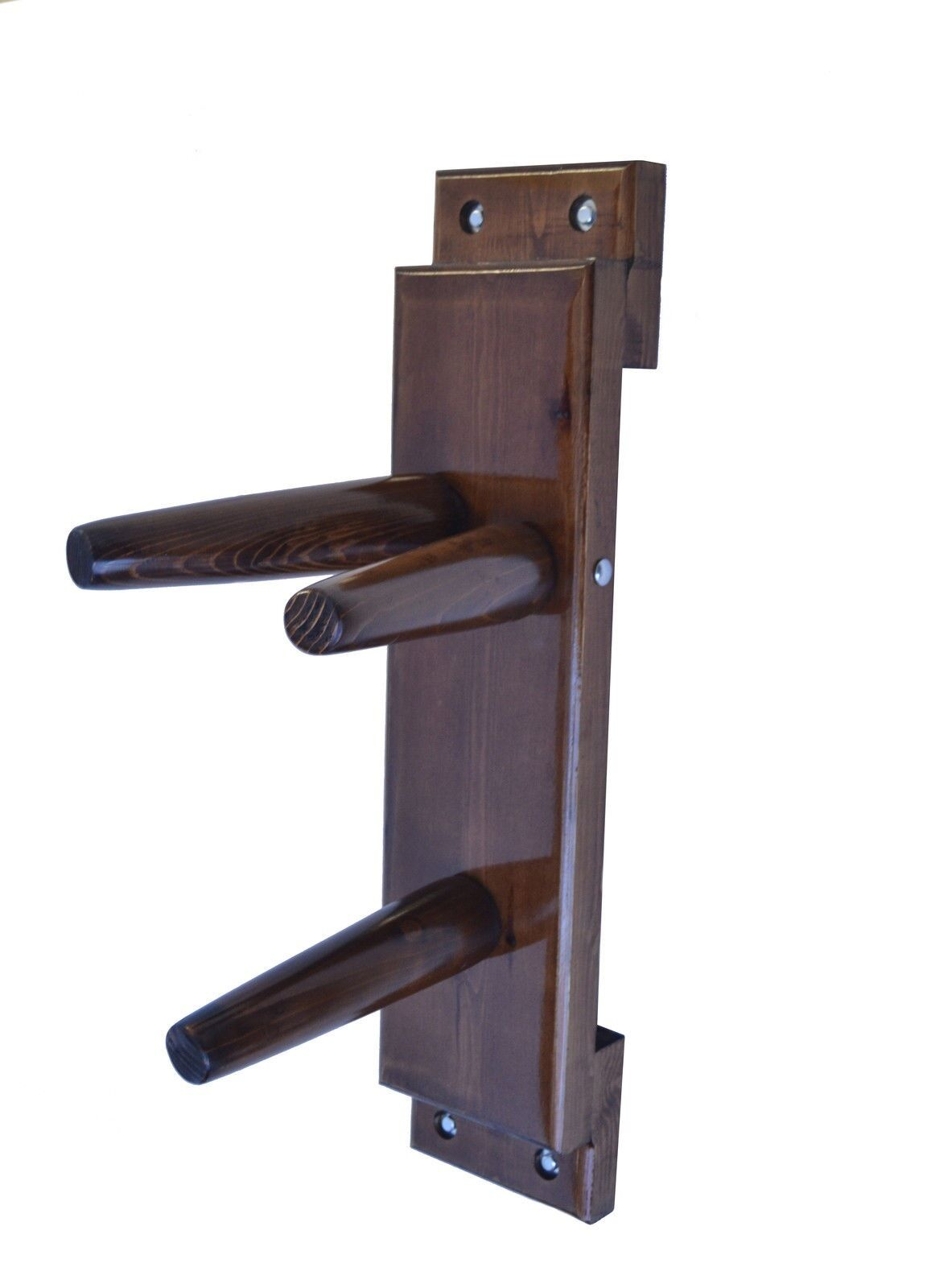 Wing Chun Wooden  Dummy Plane Walnut color  authentic quality