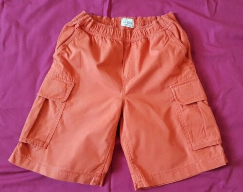 "CARGO PULL-UP SHORTS /""THE CHILDREN/'S PLACE/"" SIZE 8 HUSKY"