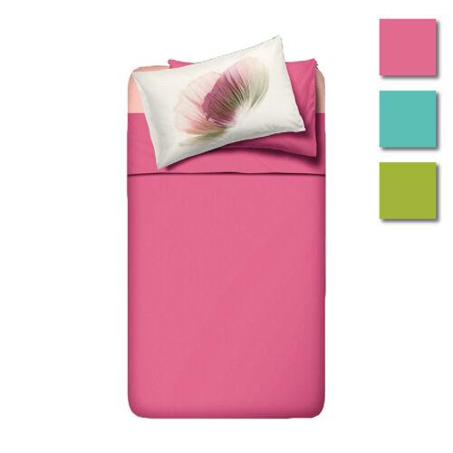 Completo lenzuola Bassetti Home Innovation Family Poppy per letto singolo H671