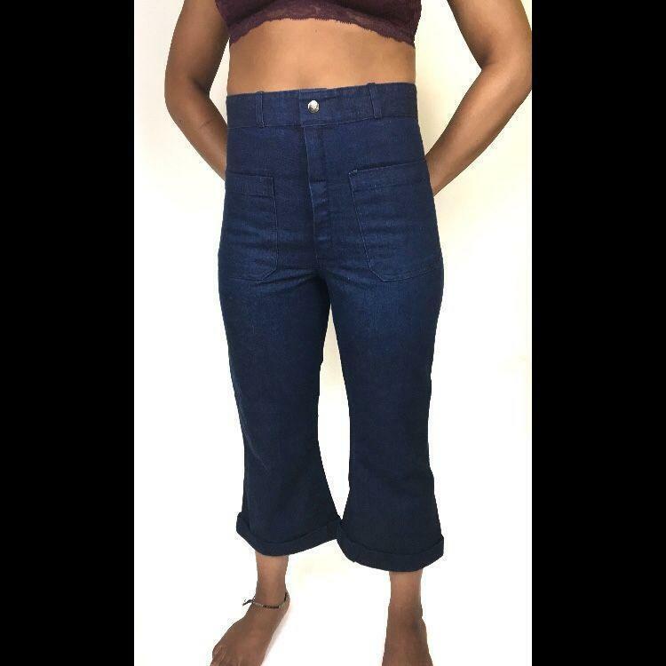 Vintage Sailor Jeans Pinup 70s 60s - image 3