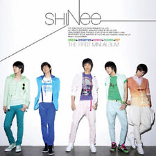 SHINEE - THE FIRST 1st MINI ALBUM [Replay] CD K-POP Seal SM