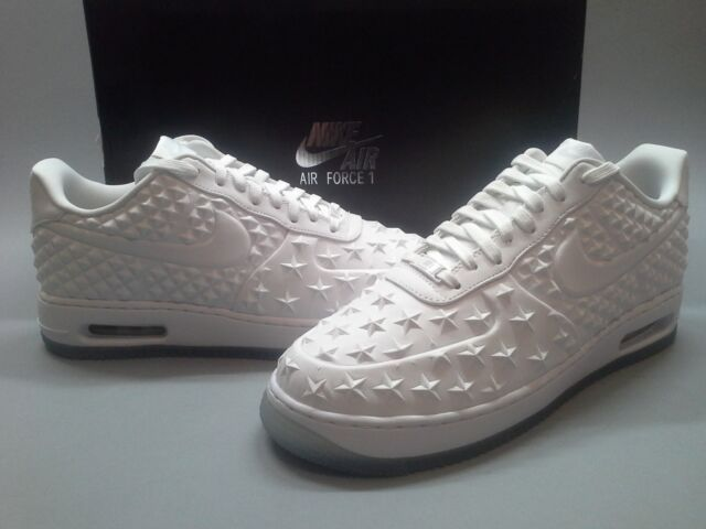 zamówienie online kupuj bestsellery bliżej na DS Nike Air Force 1 Elite AS QS ALL STAR CONSTELLATION 744308-100 White AF1  One