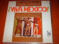 50 guitars tommy garrett-viva mexico!-lp-liberty-13036