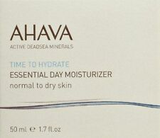 AHAVA Essential Day Moisturizer for Normal to Dry Skin, 1.7 oz