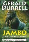 Gerald Durrell Jambo The Gentle Giant 5023093052935 DVD Region 2