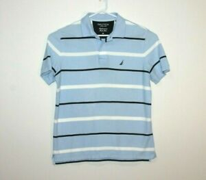 Nautica-Performance-Deck-Polo-Shirt-Size-Men-039-s-Medium