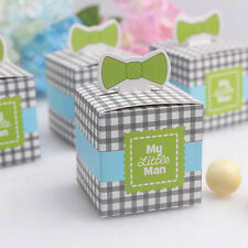 24st Taufgeschenk Gastgeschenk Baby Taufe Box Schachtel (My littel man)