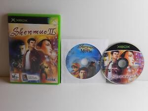 Shenmue II / 2 für Xbox inkl. Shenmue the Movie (PAL Australien)