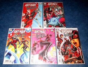 2018 Ant-Man /& the Wasp #1 NM Marvel Comics 1st Print