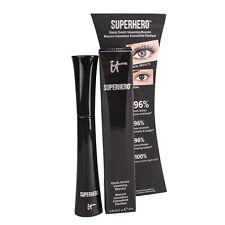 It Cosmetics Superhero Elastic Stretch Volumizing Mascara Super Black