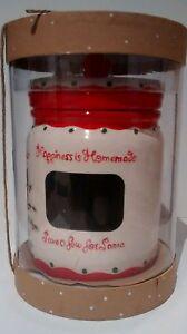 Santa-039-s-Cookie-Jar-Chalkboard-xmas-wishlist-sweets-Child-to-Cherish-new-in-box