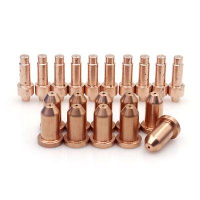 20pcs 249926 Plasma Tip 40A Electrode 249928 for Spectrum 625 X-TREME XT40 XT40M