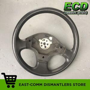 GM-Holden-Commodore-VR-Vinyl-3-Spoke-Steering-Wheel-NON-Airbag