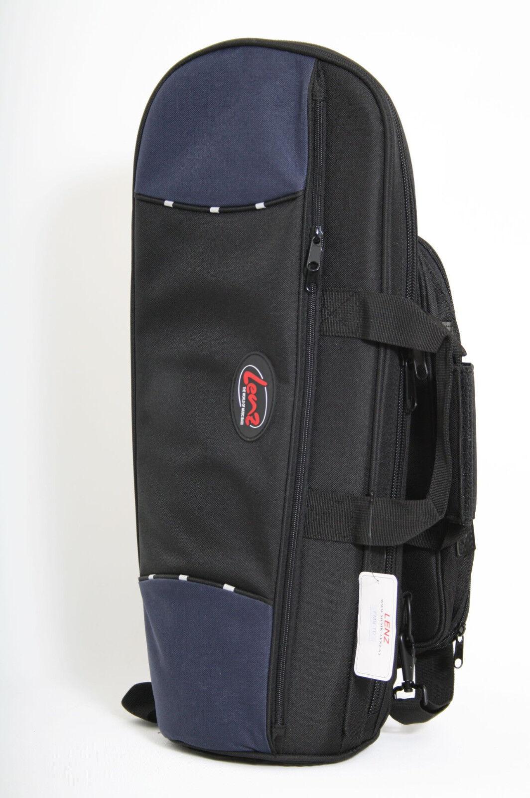 LENZ Famous Music Bag, Tasche Soft-Case für Flügelhorn, Flugelhorn Soft Bag