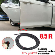 Car Door Trim Edge 8.5 Feet Body Strip BLACK Mold Scratch Guard Protector NEW VP