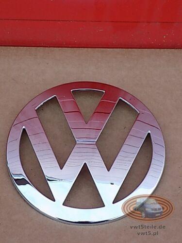 VW T5 Business front emblem chrome  7H0853601 7E0853601