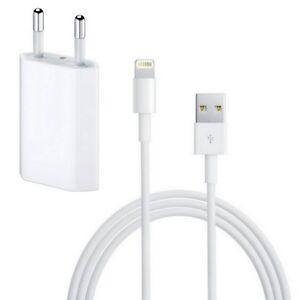 Carica-Batteria-ORIGINALE-A1400-Cavo-Apple-Lightning-iPhone-5-5S-6-6S-7-SE-8-X