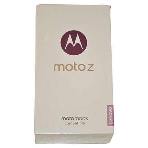 "Motorola Moto Z XT1650 Black (FACTORY UNLOCKED) 5.5"" 32GB 13MP 4GB RAM"