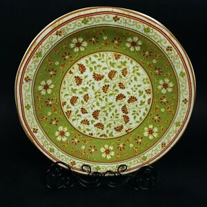 222-Fifth-Kashmir-Light-Replacement-Salad-Plate-Floral-China-Dinnerware-9-034