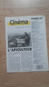 Revista Semanal Cinema Semana de La 29 Abril A 5 Mai 1987 N º 397 Buen Estado