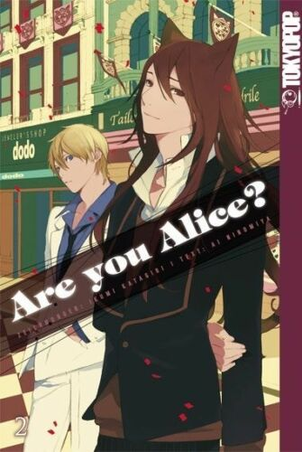 1 von 1 - Are you Alice? Band 02 von Ai Ninomiya und Ikumi Katagiri Manga Anime Tokyopop
