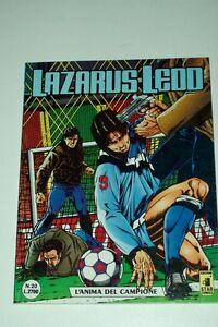 LAZARUS-LEDD-N-20-ANNO-II-STAR-COMICS-L-039-ANIMA-DEL-CAMPIONE-FEBBRAIO-1995-OT