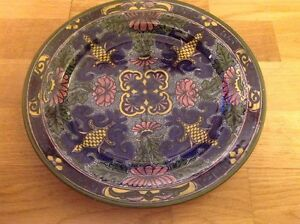 Image is loading Antique-Royal-Doulton-Large-Plate-26-5cm-D- & Antique Royal Doulton Large Plate 26.5cm D 3088 c1912 | eBay