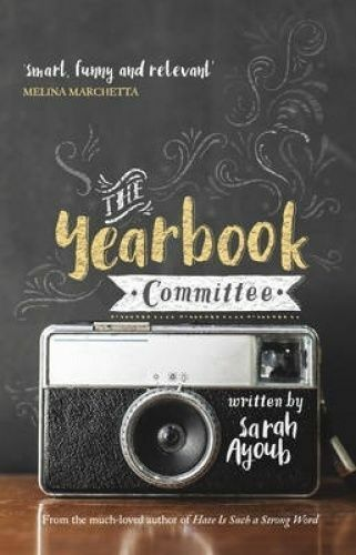 1 of 1 - The Yearbook Committee by Sarah Ayoub (Paperback, 2016)