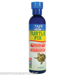 API Turtle Fix 237ml - Treats Bacterial Infections - Aussie Seller