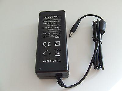 24V 1A 3A 5A DC Steckernetzteil Netzteil Gleichspannung 24Volt Trafo Netzadapter
