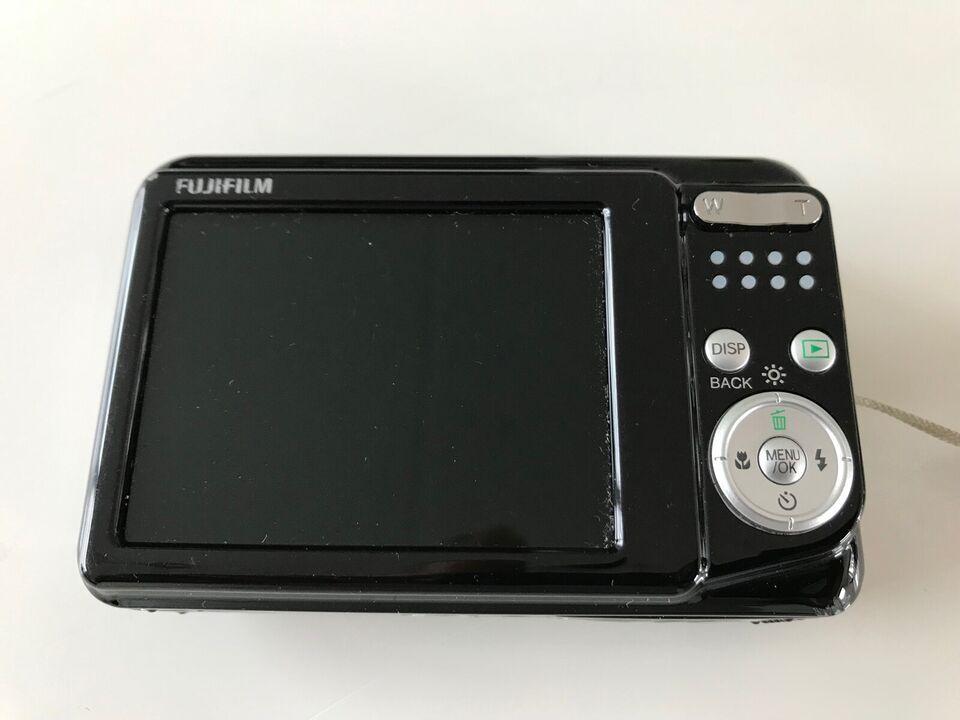Fujifilm, A170, 3 x optimal x optisk zoom