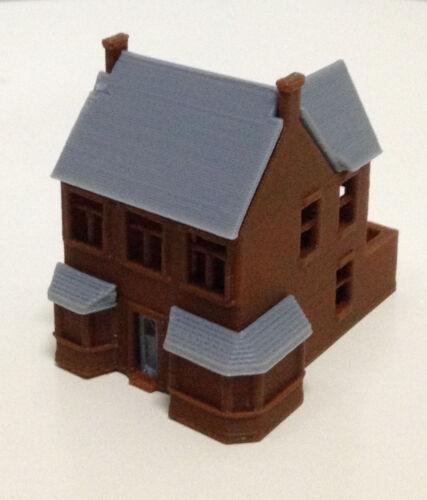 Outland Models Modelleisenbahn Gebäude viktorianischen Stil kleine Kneipe Spur N