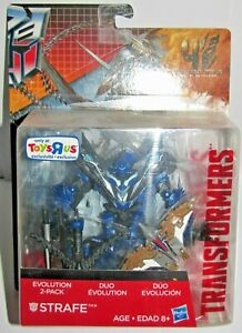 TRANSFORMERS Age of Extinction ** Dinobot STRAFE (Toys R Us) ** MINT IN BOX**